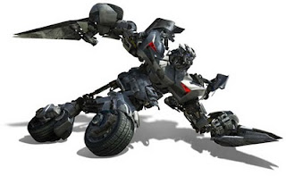 New Autobots in Transformers 3