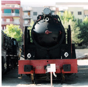Locomotora de vapor 141-2101