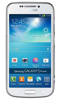 مواصفات و مميزات هاتف سامسونج جالاكسي اس 4 زوم samsung galaxy s4 zoom specs