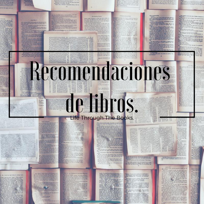Recomendaciones de libros.