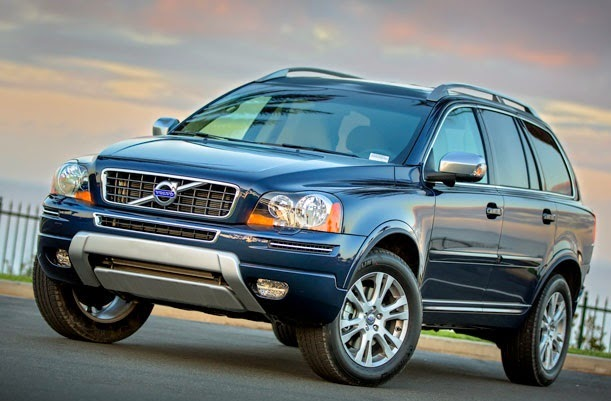 Educate All Universities 2015 Volvo Xc90 Crossover Suv