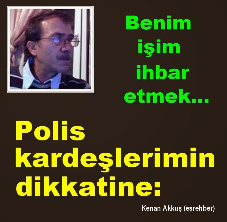 ESKİŞEHİR POLİSİNİN DİKKATİNE