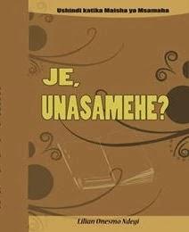 Je, Unasamehe?