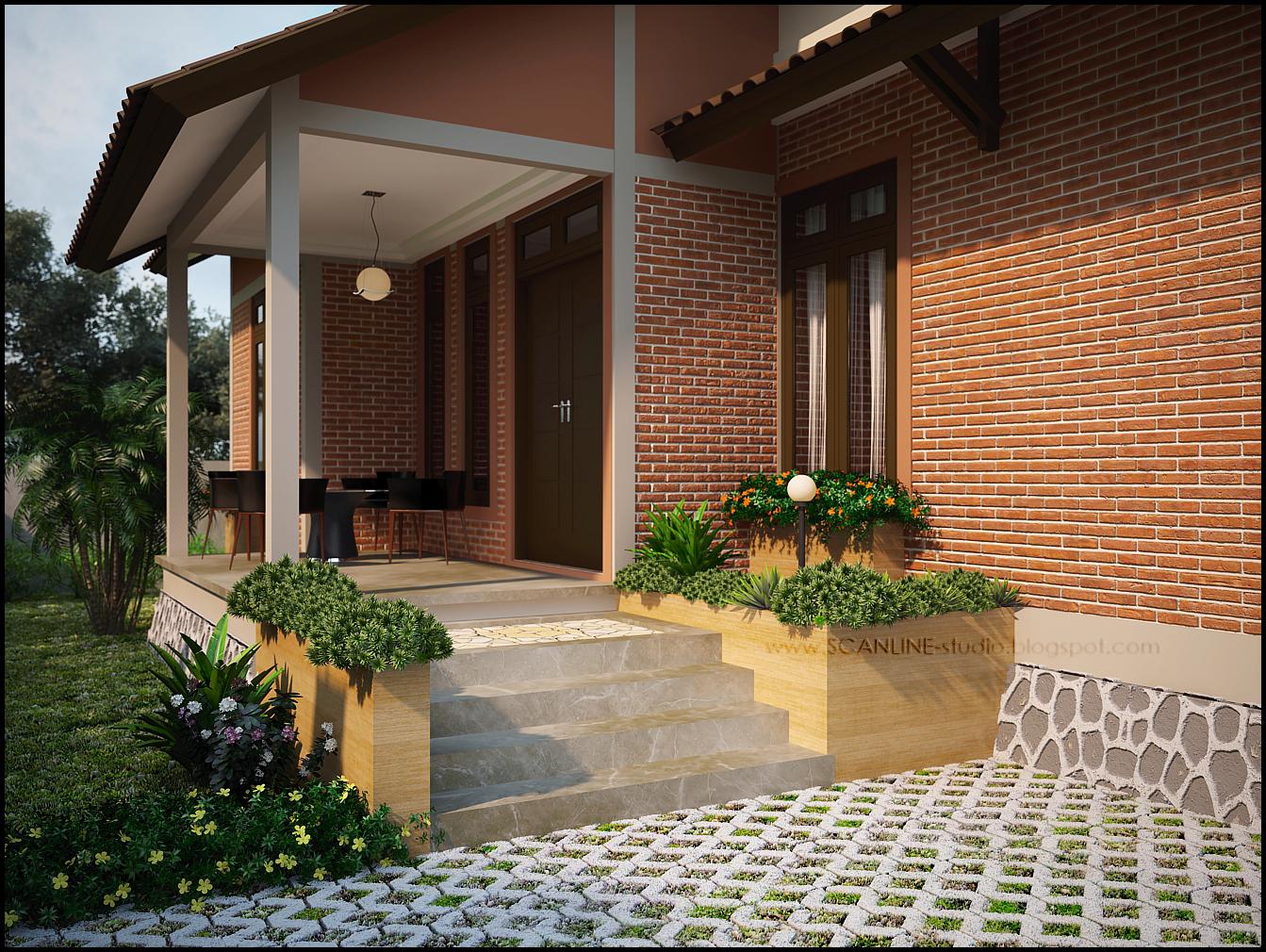 model teras rumah minimalis model rumah minimalis