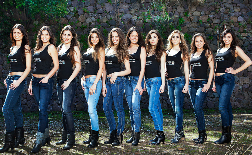 miss chile 2011 candidates contestants delegates