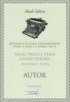 Participação de Francisco Luís Fontinha.