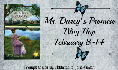 Mr. Darcy's Promise Blog Tour