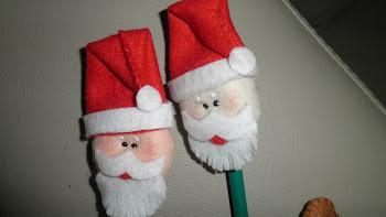 Imã e Ponteira Papai Noel!!!