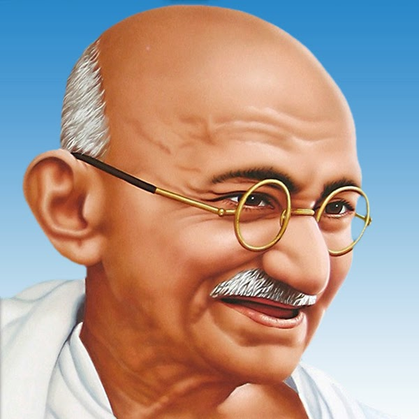 imagens de Mahatma Gandhi para facebook,orkut,tumblr