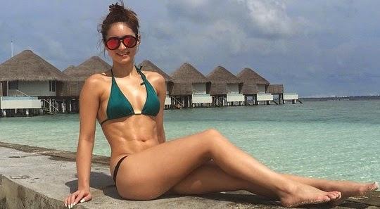 Coleen Garcia hot