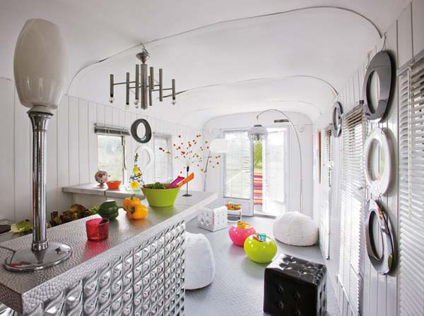 Cocina para la caravana - Interior caravana ...