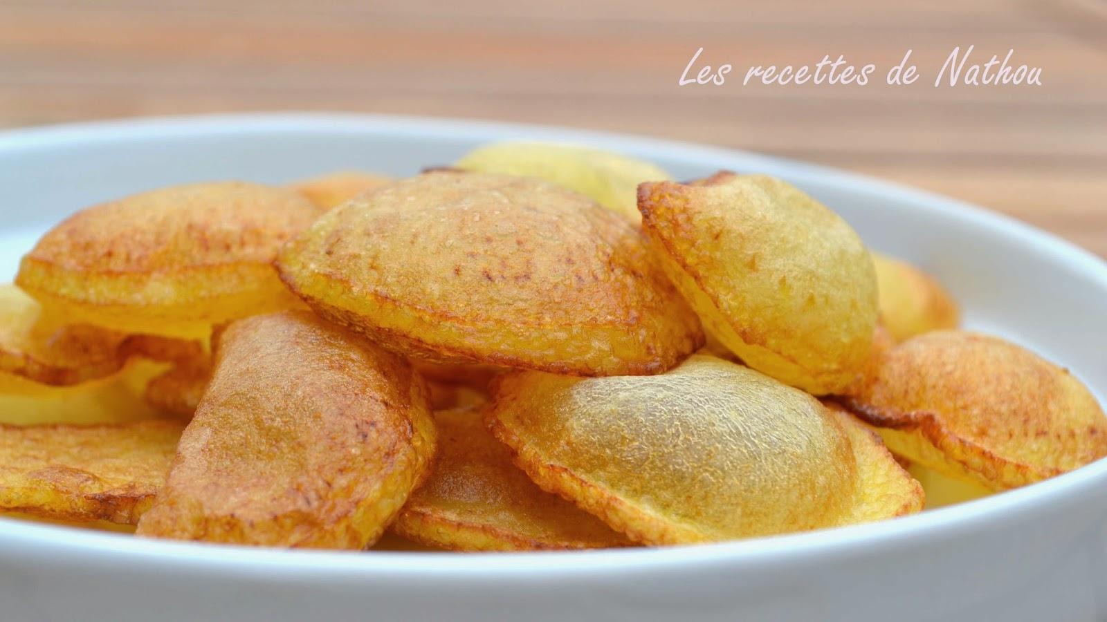 Les recettes de nathou pommes de terre souffl es - Quand semer les pommes de terre ...