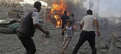 Παιδί στη Συρία: Η ζωή ανάμεσα στα διασταυρούμενα πυρά -Σκληρές εικόνες