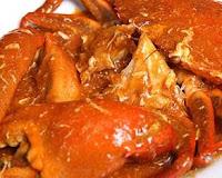 cara resep membuat kepiting bumbu pedas