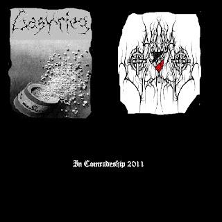 GasKrieg & Aryan Supremacy - In Comradeship (2011)