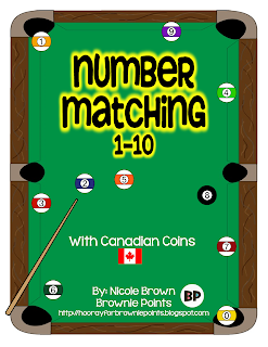 https://www.teacherspayteachers.com/Product/Number-Matching-Cards-Canadian-Version-904285