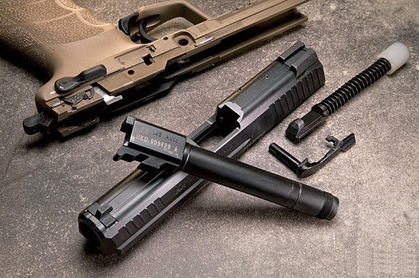 Partes de pistola HK45T