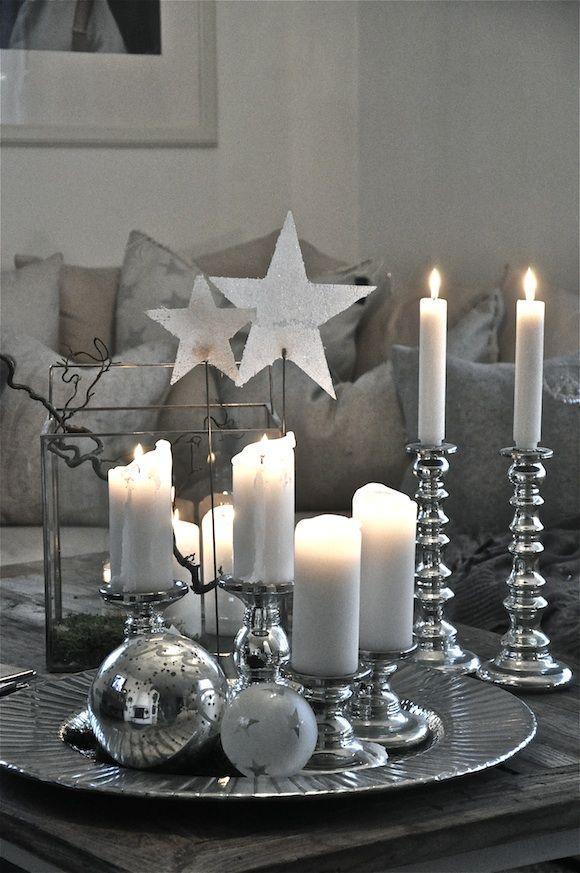 Tydzie srebrny srebrne wi ta conchita home - Weihnachtliche dekorationsideen ...
