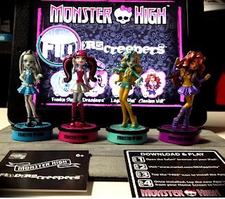 Monster High Apptivity