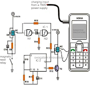 Buy This Cell Phone Call Alert Security System Circuit
