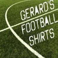 GERARD´S FOOTBALL SHIRTS WEB AMIGA