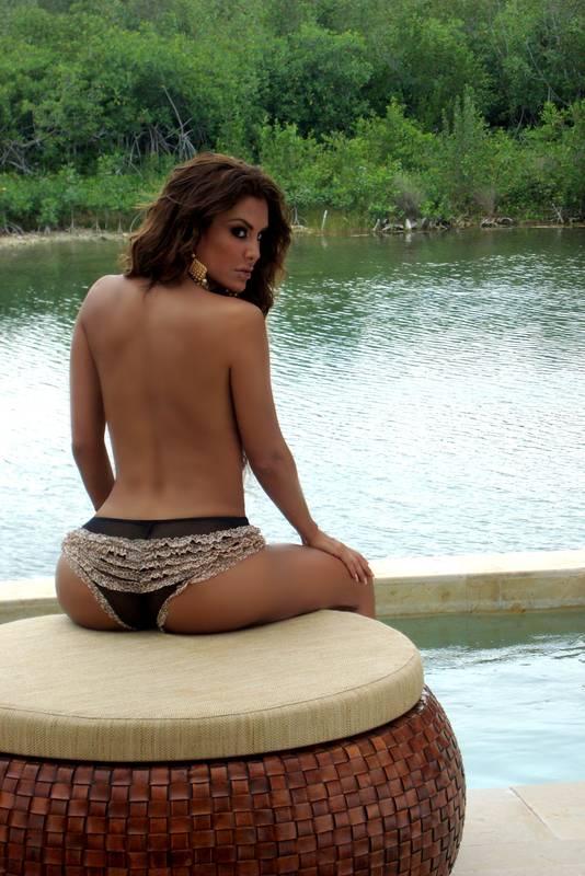 ninel conde sexy boobs vagina nude naked
