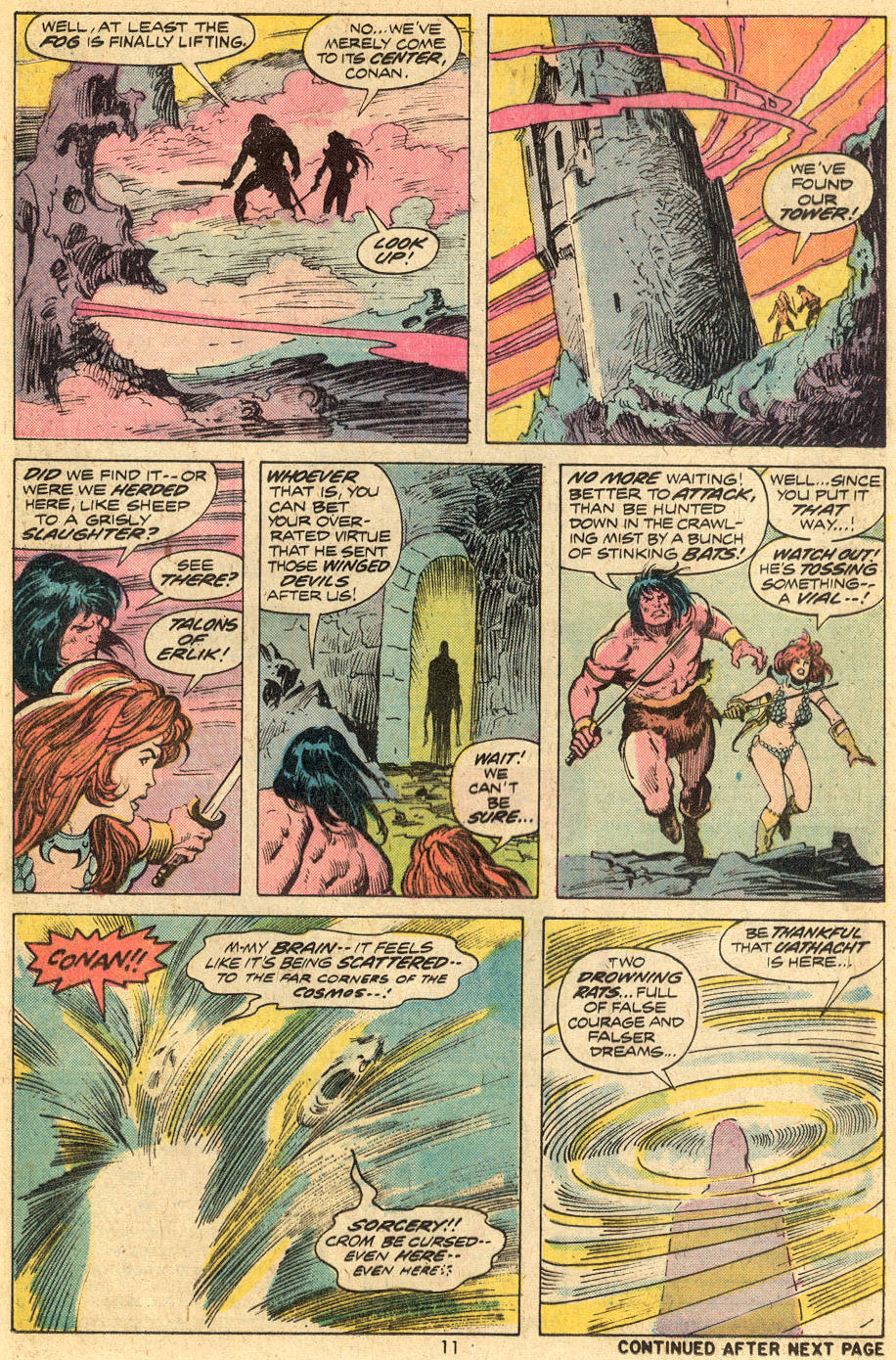 Conan the Barbarian (1970) Issue #43 #55 - English 8