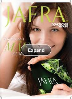 catalogo jafra brasil abril 2013