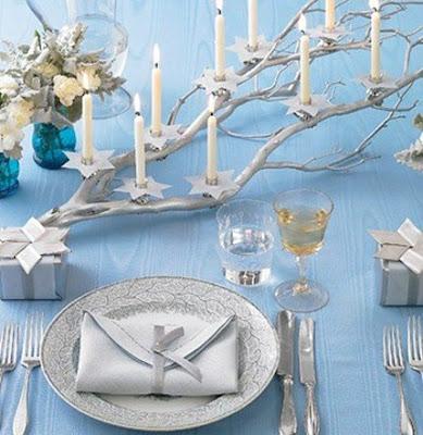 12 Easy And Elegant Christmas Table Settings House