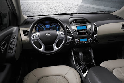 2015 Hyundai ix35 Crossover with Many Trim Variants