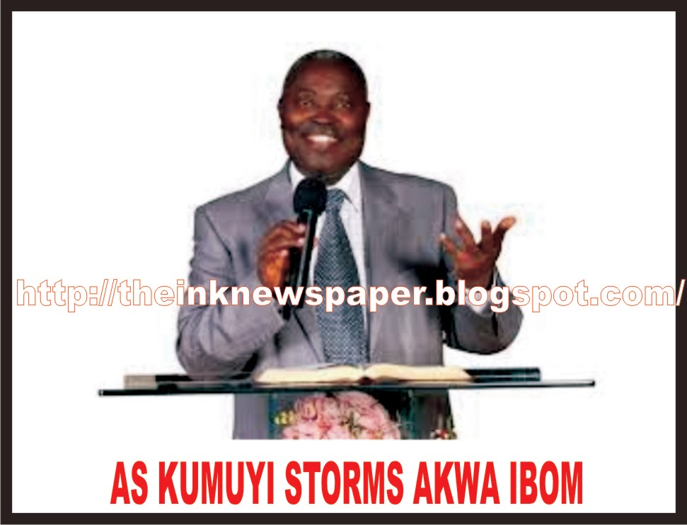 As Kumuyi storms Akwa Ibom BY SAVIOUR EKPE