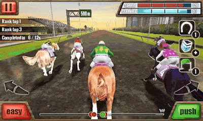 download horse racing 3d mod apk