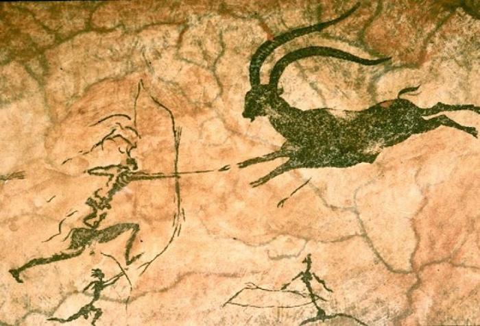 Early Man Cave Art : The altamira cave paintings tutt art pittura