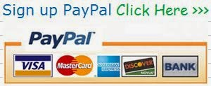 how to signup paypal account