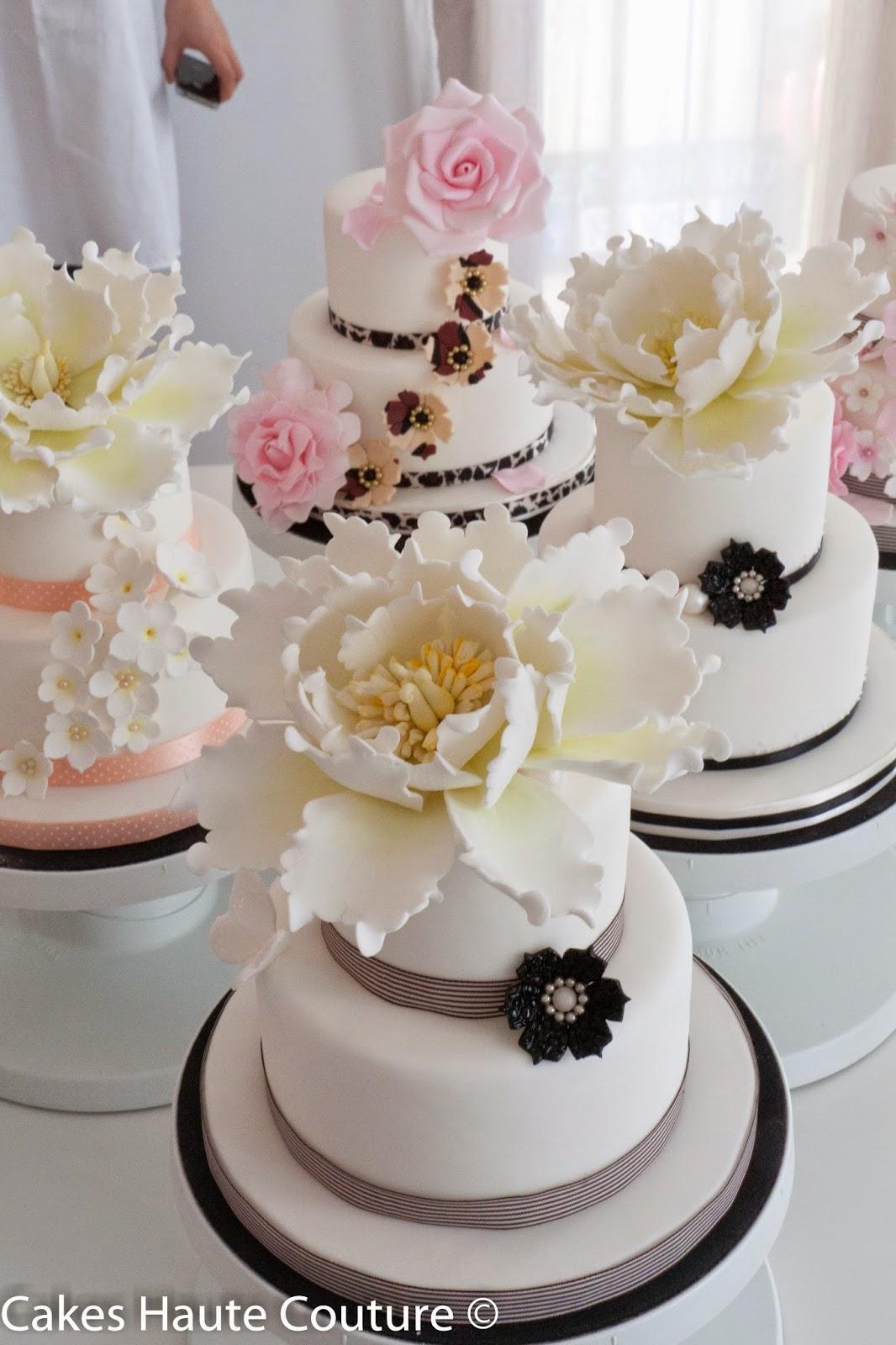 Curso de diseño y decoración de tartas Patricia Arribálzaga