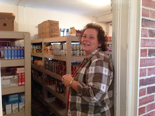 Camas Prairie Food Bank Volunteer & Executive Director