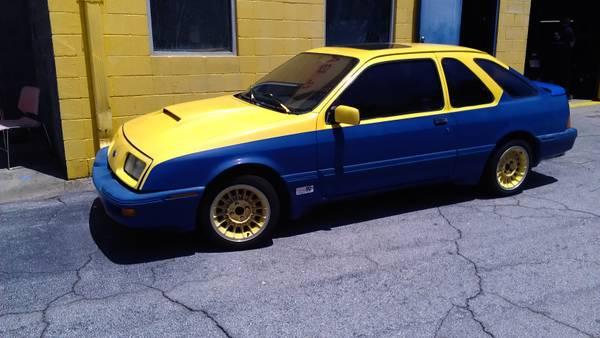 1k Flash: Grassroots Racer: 1985 Merkur XR4Ti