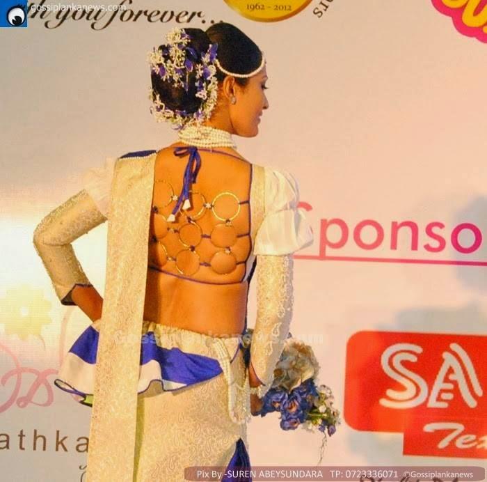 Sajini Priyangika  back