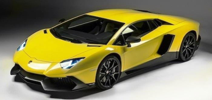 Lamborghini Aventador LP720-4 50 Anniversario. Majalah Otomotif Online
