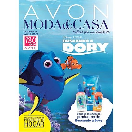 AVON 2016 MODA Y CASA