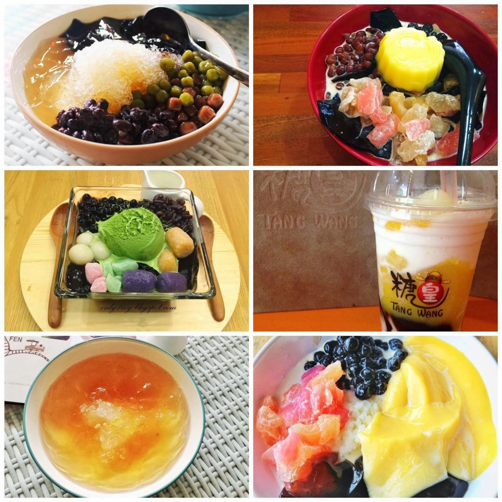 List of Jakarta's Taiwanese Desserts
