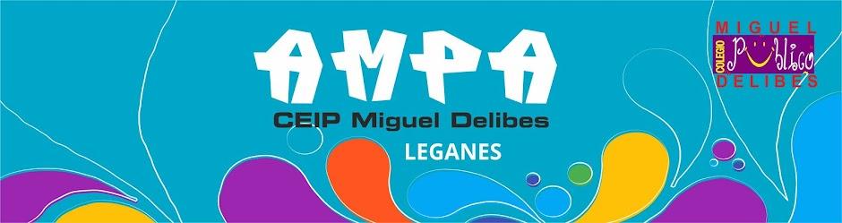 AMPA CEIP MIGUEL DELIBES DE LEGANÉS