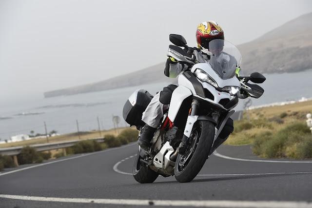 Ducati Multistrada 1200 / S 2015