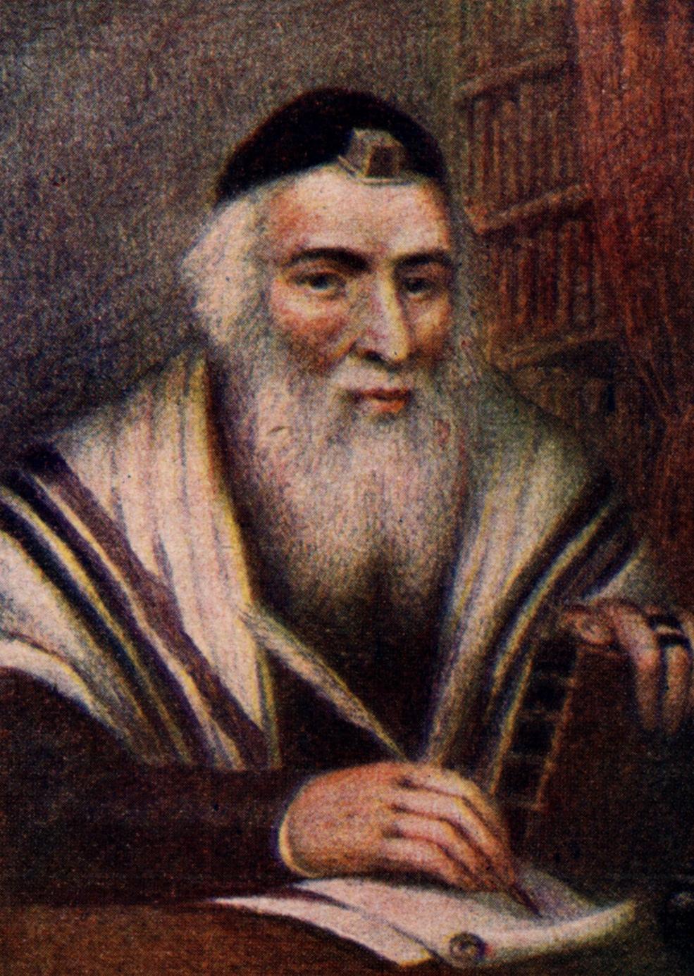 Image result for el Gaón de Vilna