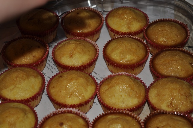 Pioneer Woman's Marmalade Muffins