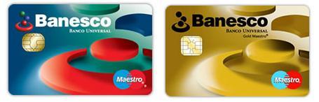 Limites de Consumos con Tarjetas Debito Banesco Maestro