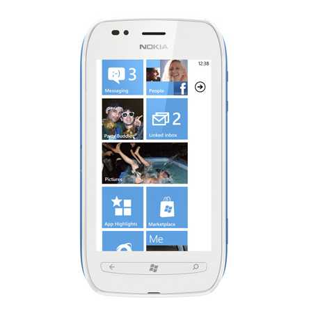 gambar nokia lumia 710