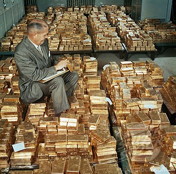How the hell should I know Federal Reserve Gold