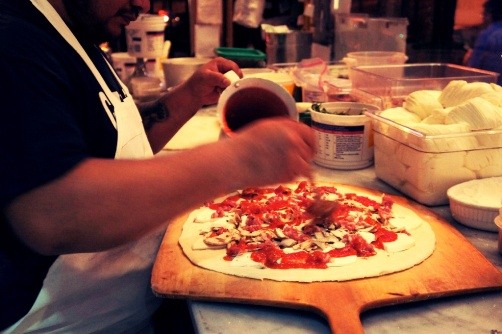 Grimaldis Pizza Brooklyn