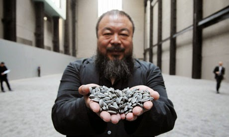 Ai Weiwei - Sunflowers Seeds